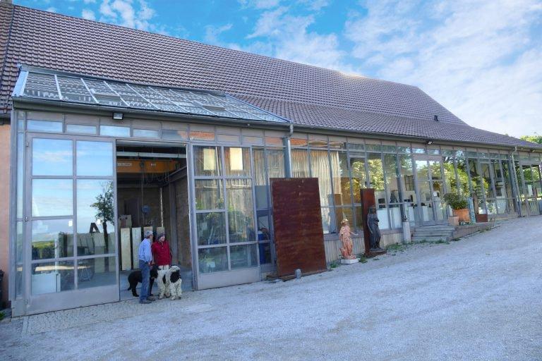 Front Atelier Rudolf Kurz